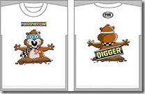 Digger Tshirt